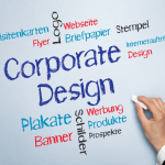 Logoentwicklung & Geschäftspapiere