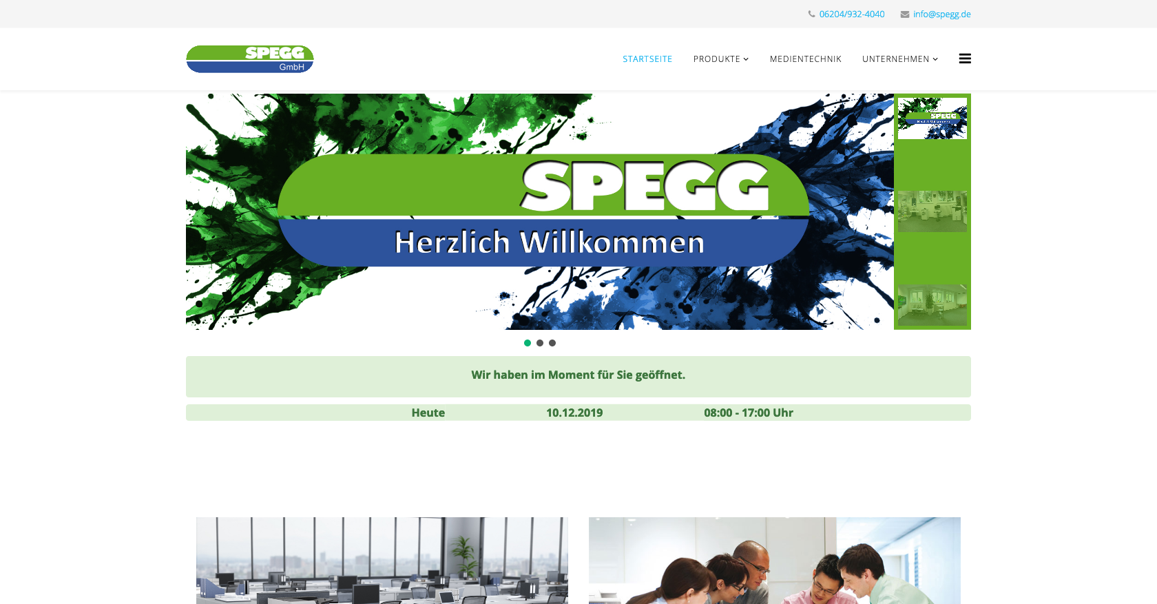 Spegg Kopier- und Informationssysteme GmbH