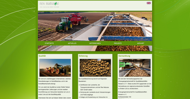 res naturae QSV GmbH